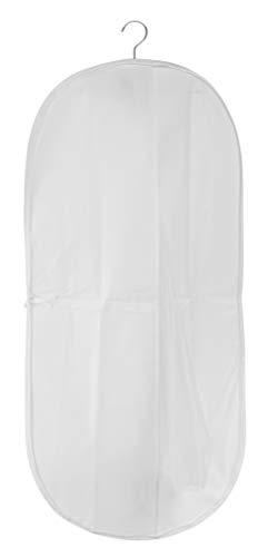 TUVAINC Breathable White Foldable Veil Bag