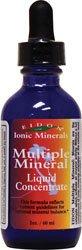 Eidon Multiple Minerals Supplement, 2 Ounce