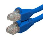 Cp Tech Cat6 Cable (5FT CAT6 Blue Molded Type 550MHZ)