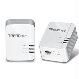 TRENDnet Network TPL-420E2K Powerline 1200 AV2 Adapter Kit Electronic Consumer Electronics