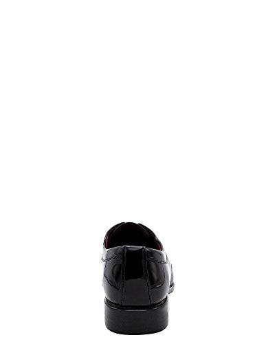 Zapatos De Cordones Para Hombres Con Cordones Moc Toe Para Hombre