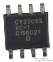 SOIC-8 133.33MHz CYPRESS SEMICONDUCTOR CY2305SXC-1T CLOCK GENERATOR // BUFFER 10 pieces