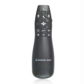 IOGEAR Mouse GME435G GreenPoint Pro 2.4GHz Gyroscopic Mouse with Laser Pointer Electronic Consumer Electronics