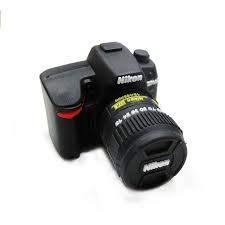 USB01-2 16gb-32gb Goma cámara de Fotos Tipo Reflex Nikon ...