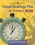 Timed Readings Plus in Science, McGraw-Hill - Jamestown Education, Glencoe/ McGraw-Hill - Jamestown Education, 0078273781