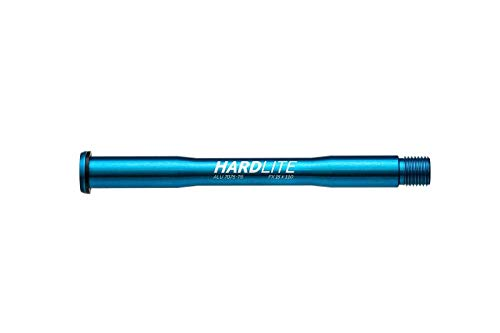 (HardLite Front Thru axle - Fox Boost stepcast 15mm x 110mm (Blue))