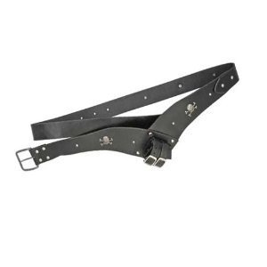 Leather Frog (Leather Medieval Sword Frog Pirate Cutlass Belt Hanger)