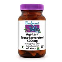 Trans-Resveratrol 500mg 2-Pack by Blue Bonnet