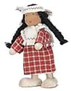 product image for Magic Cabin Kathe Kruse Wee Wild Westerner Dollhouse Doll, in Little Girl