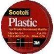 3m 191 Scotch - 3M Scotch 191 Colored Plastic Tape, 125