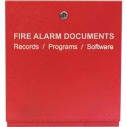 Space Age Electronics SSU00685, FAD Fire Alarm Documents Box
