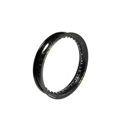 Pro-wheel 12-0ksbk mini rim 1.60x12 (black) (12-0KSBK)