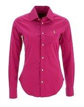 Farbe Lauren 38 Bluse Bekleidung Damen Ralph Pink q1x8f6fn