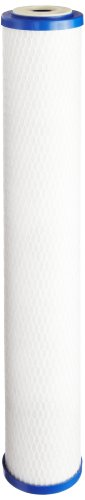 Pentek EP-20 Carbon Block Filter Cartridge, 20'' x 2-7/8'', 5 Microns by Pentek