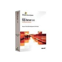 Microsoft SQL Server Enterprise Edition 2005 64 Bit 25 Client