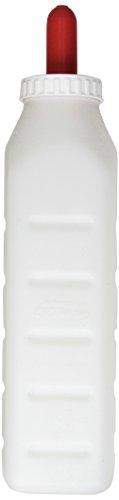 Milk Specialties, Inc. Advance 996 Screw Top Nursing Bottle Set, 3-Quart