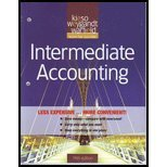 Intermediate Accounting (w/ Access card), Kieso, 1118088298