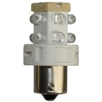 Yellow LED Bulb, BA15S, 24VDC, LD-2782-104, Indoor by LEDAndon