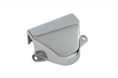 Motorcycle Handlebar Clamp Chrome Cowl Cover