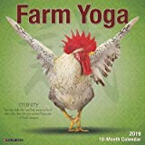 BUY ONE FARM YOGA CALENDAR AND GET A FREE YEAR PLANNER AND 4 FREE HANDMADE XMAS CARDS- YOU CAN ALSO ORDER A CALENDAR PLANNER 2018-1019