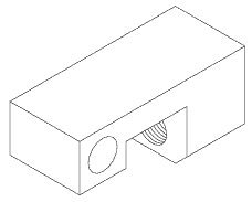 Knuckle & Rod Connector for Pelton & Crane PCC646