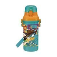 Phineas and Ferb one-touch bottle PSB5SAN drink (Phineas & Ferb) dishwasher straight (japan import)