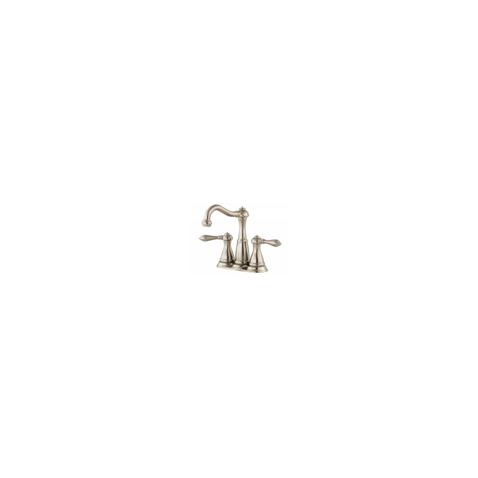 Price Pfister Two Handle Lavatory Faucet F046M0BK