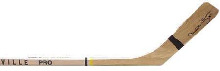 - Bobby Orr Signed Hockey Stick-Official