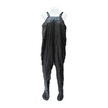 [Water prove Garden apron black] (Male Costumes Rocky Horror)