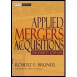 img - for Applied Mergers & Acquisitions, University Edition (04) by [Paperback (2004)] book / textbook / text book