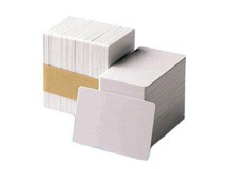 FARGO HID 82329 STANDARD HOLOMARK CARD SILVER ON ULTRACARD CARD POSITION F