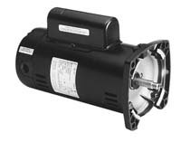 AO Smith Up-Rated, Single Speed, 1HP, 3450RPM, 230/115V, ...