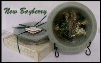 Habersham American Bayberry Wax Pottery Bowl - 7