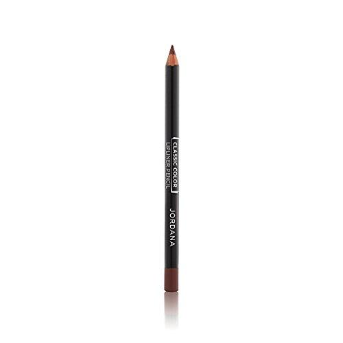 JORDANA Classic Lipliner Pencil - Hot Cocoa