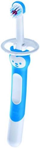 MAM, Escova de Dentes Training Brush, Azul