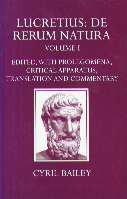 De Rerum Natura: 3 Volumes (Oxford University Press academic monograph reprints) (Bks.1-6)