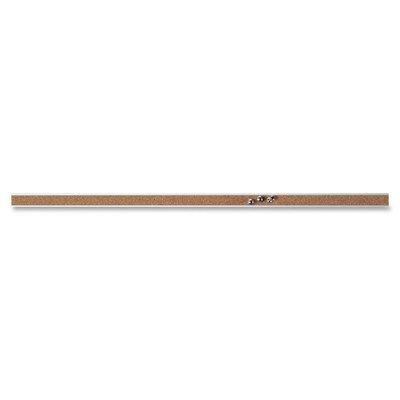 Bar Bulletin (Lorell LLR49534 Bulletin Bar Self Sealing Cork Strip)