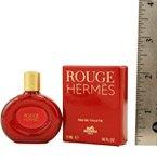 Rouge FOR WOMEN by Hermes - 0.14 oz EDT Mini