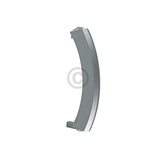 Plata Tirador de puerta para Bosch Lavadora equivalente a 00648581 ...