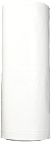 POLY AMERICA R210-100C 10-Feet X 100-Feet 2 Mil Clear Poly Film (Drop Cloth Bedding)