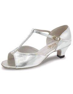 de bal chaussures Lara Valley Roch argenté Argent RtqFn