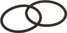 Symmons KN-20 Repair Part O-Rings, Black by Symmons