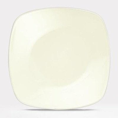Colorwave Square Platter Color: White