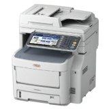 OKI Data MPS3537mc Color Multifunction LED Printer 37/35 PPM