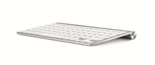 Apple MC184LL B Wireless Keyboard product image