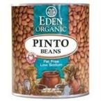 Westbrae Foods Organic Pinto Beans - Case of 12-15 oz.