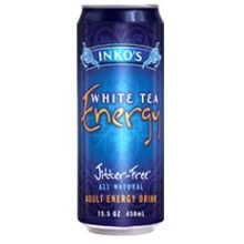 gy Drink, 15.5 Fluid Ounce -- 12 per case. (Inkos White Tea)