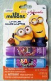 Minions Lip Balm Gift Set 2 Pack -
