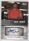 Alex Tanney (Football Card) 2012 SAGE Hit - Autographs - Silver #A111