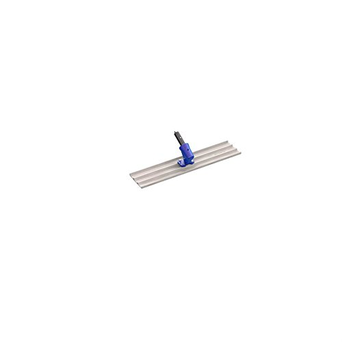 Bon 82-412 36-Inch by 8-Inch Square End Magnesium Bull Float with Wormgear Bracket